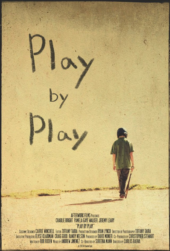 Play by Play Poster #1