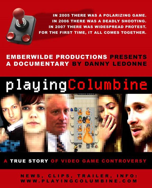 Playing Columbine Poster #1