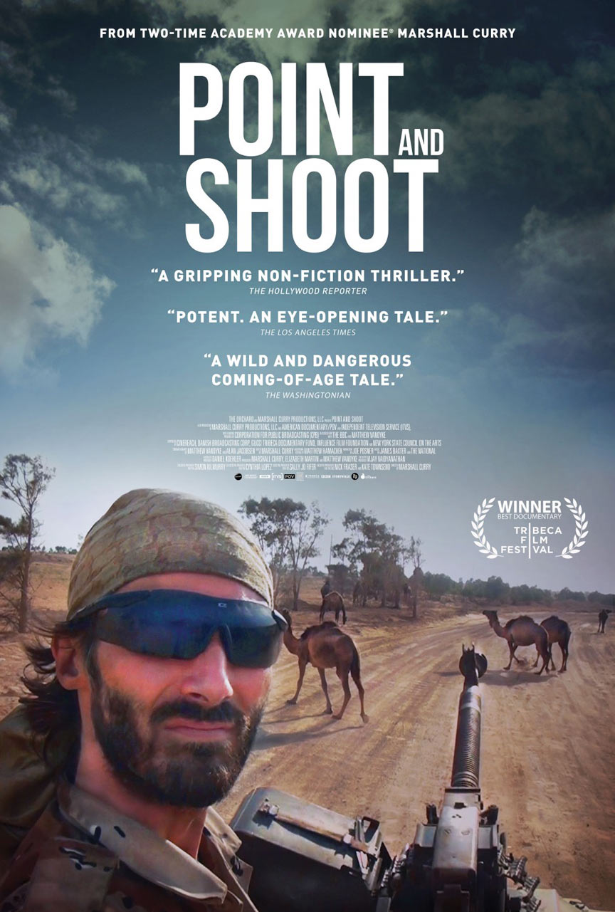 Point and Shoot Poster #1