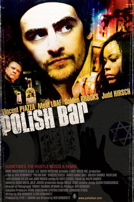 Polish Bar Poster #1