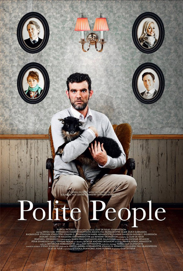 Polite People Poster #1