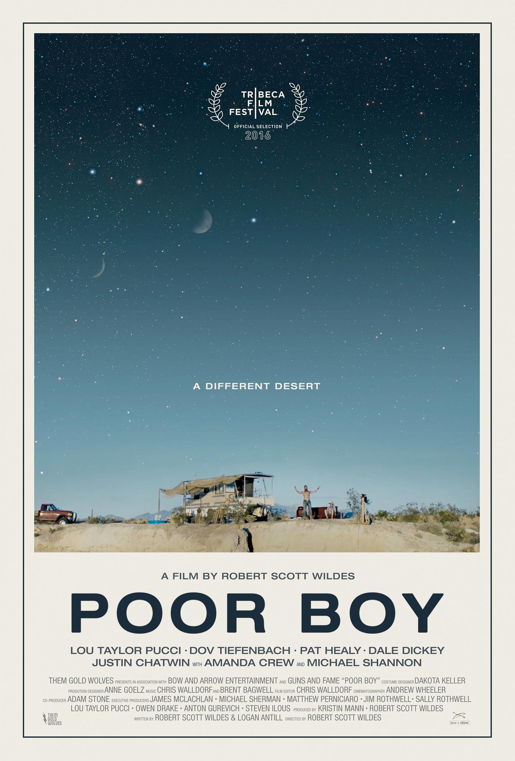 Poor Boy Poster #1