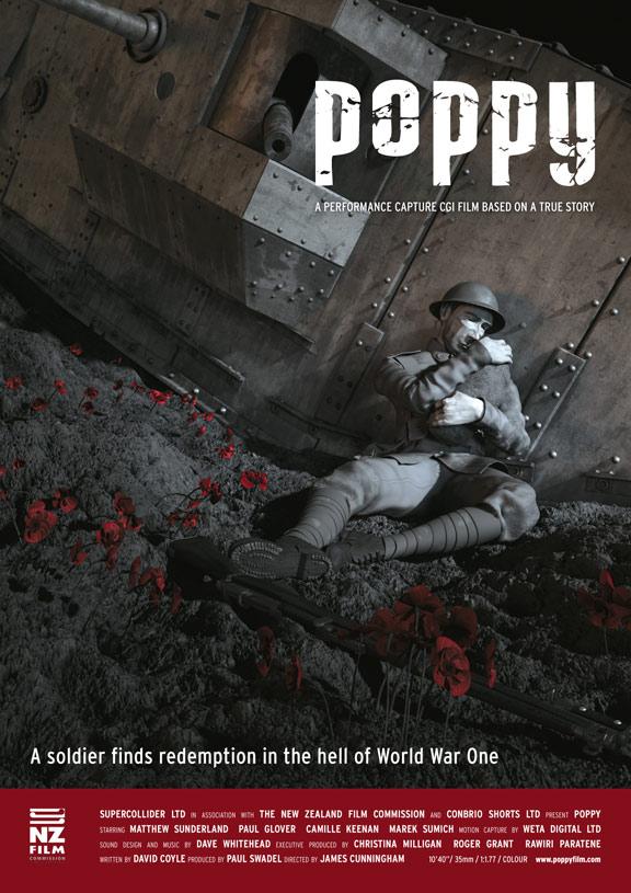 Poppy Poster #1