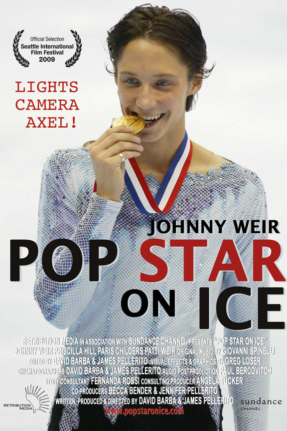 Pop Star on Ice Poster #1