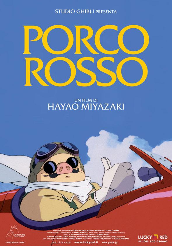 Porco Rosso Poster #1