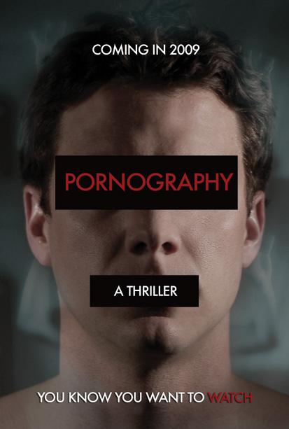 Pornography Poster #1
