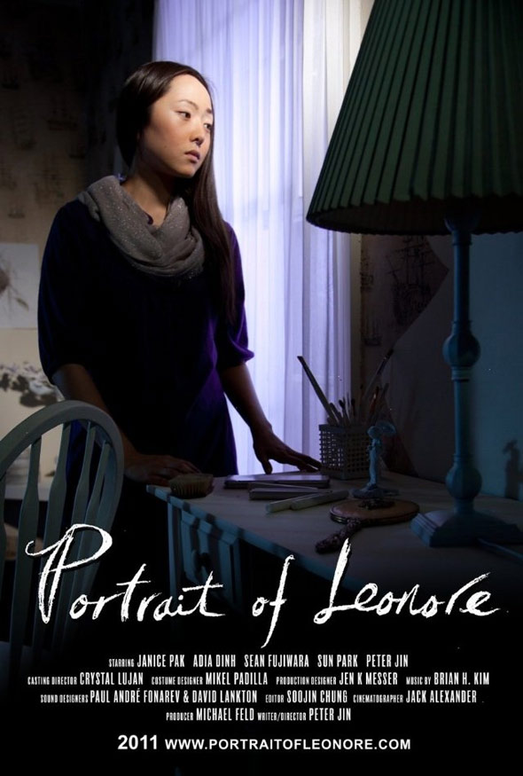 Portrait of Leonore Poster #1