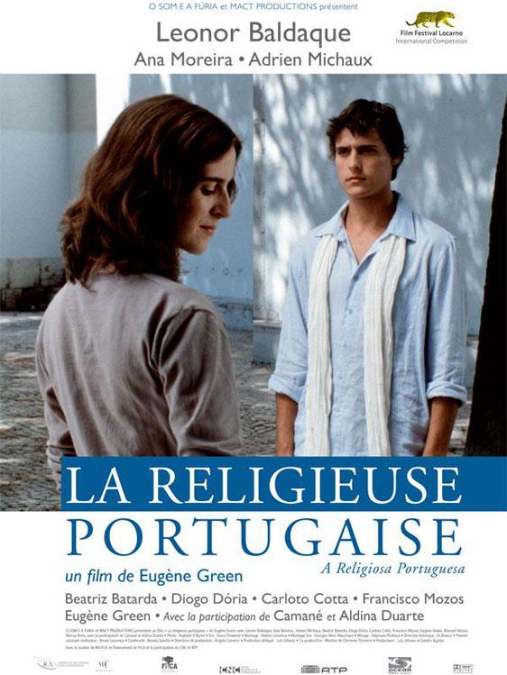 The Portuguese Nun (A Religiosa Portuguesa) Poster #1