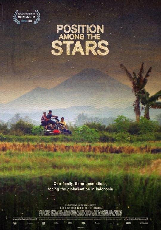 Position Among the Stars (Stand van de Sterren) Poster #1