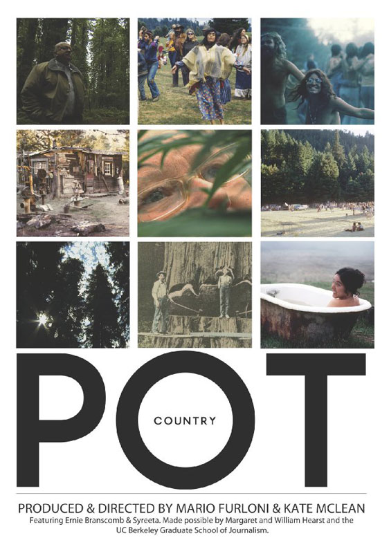 Pot Country Poster #1