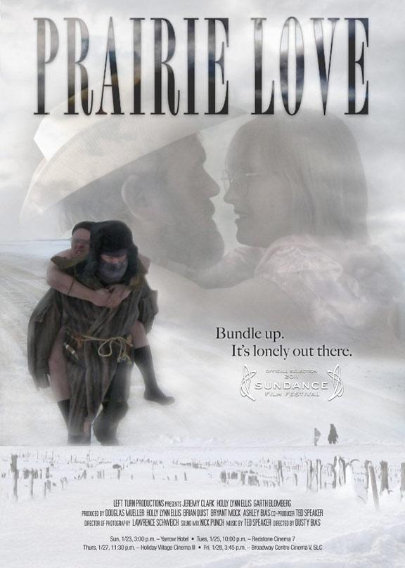 Prairie Love Poster #1