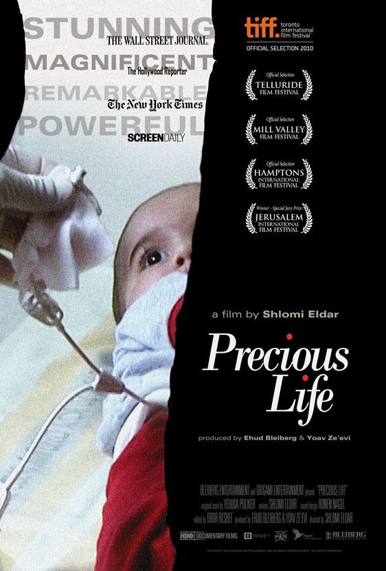 Precious Life Poster #2
