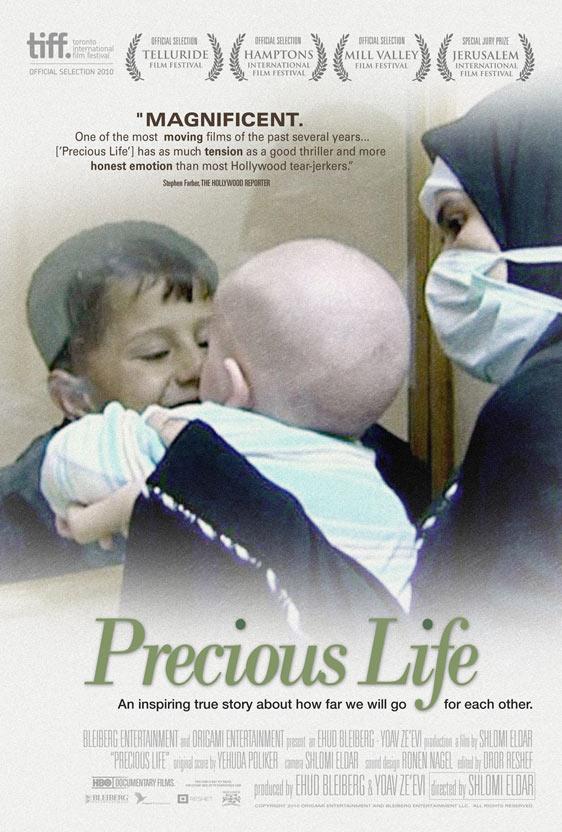 Precious Life Poster #1