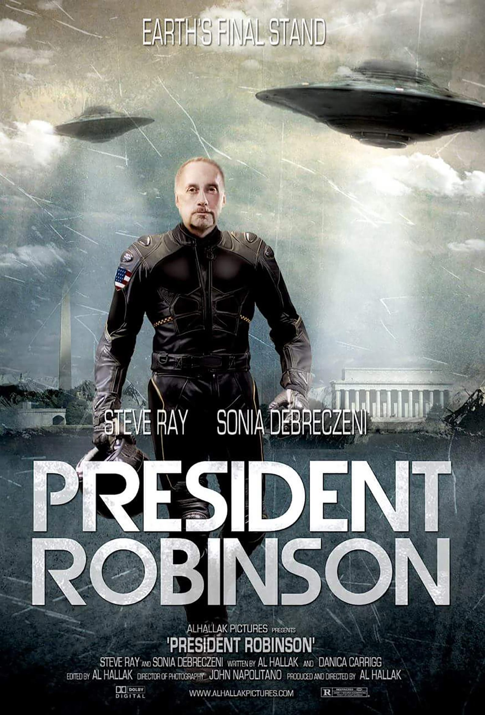 President Robinson Poster #1