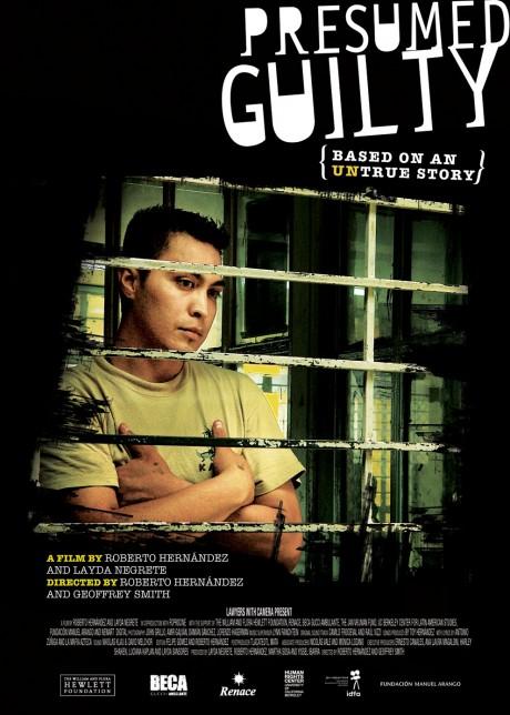 Presumed Guilty (Presunto culpable) Poster #1