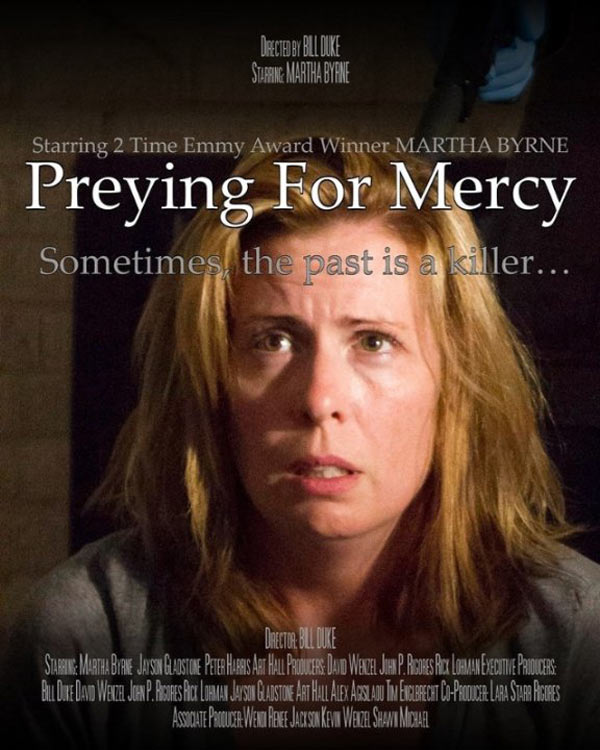 Preying for Mercy Poster #1