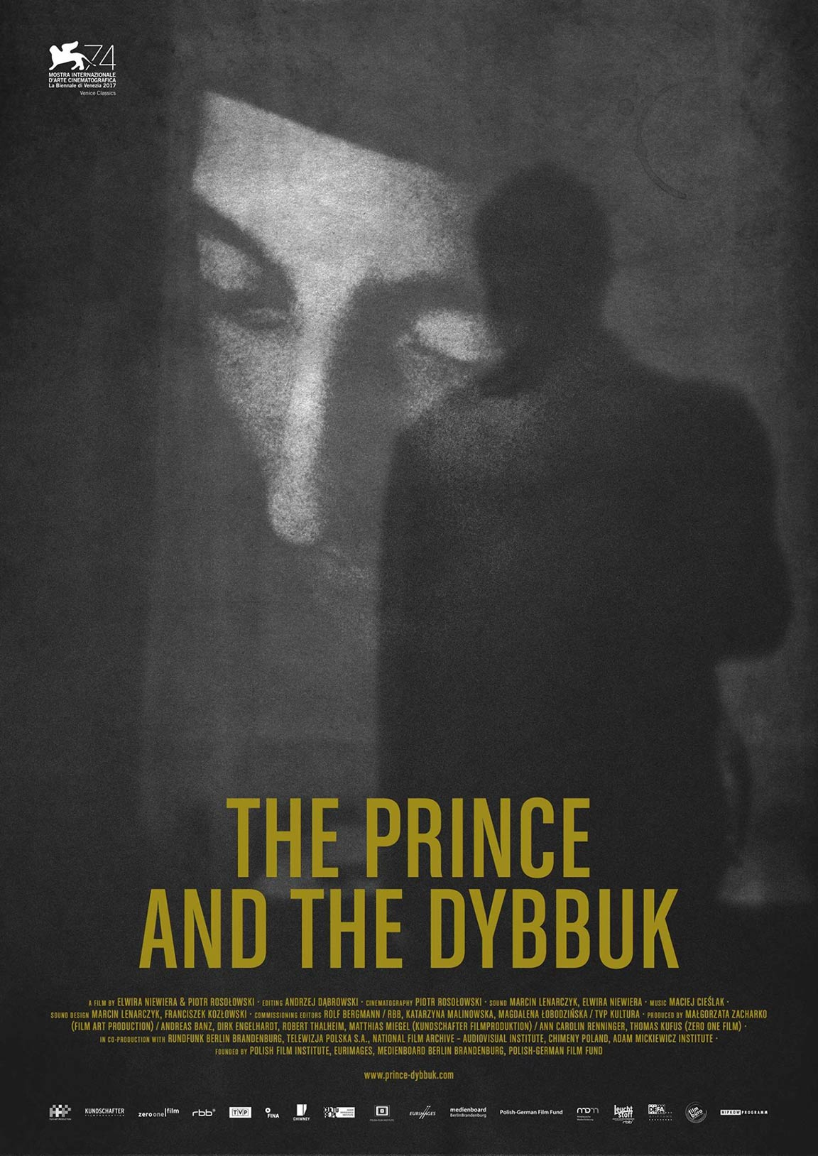 The Prince and the Dybbuk Poster #1