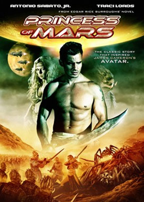 Princess of Mars Poster #1