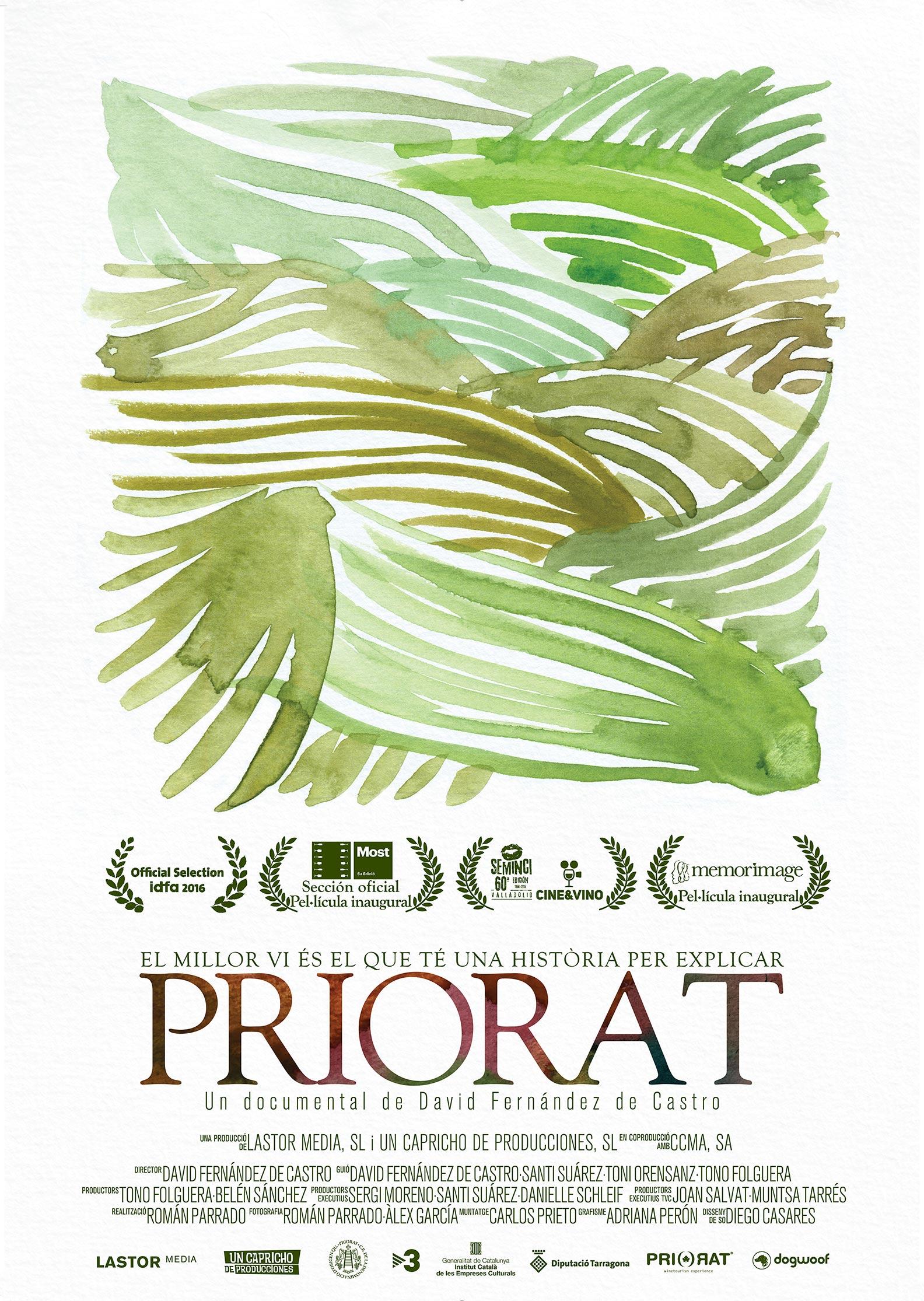 Priorat Poster #1