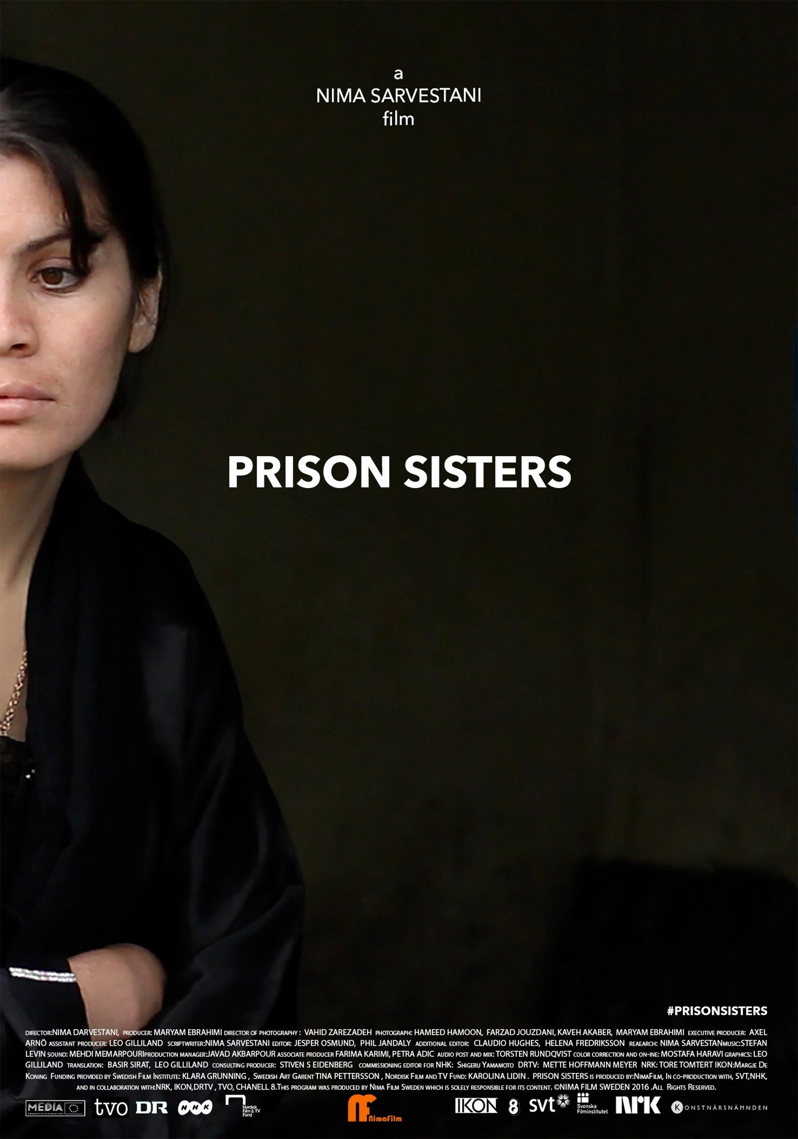 Prison Sisters Poster #1
