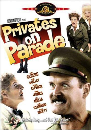 Privates on Parade Poster #1