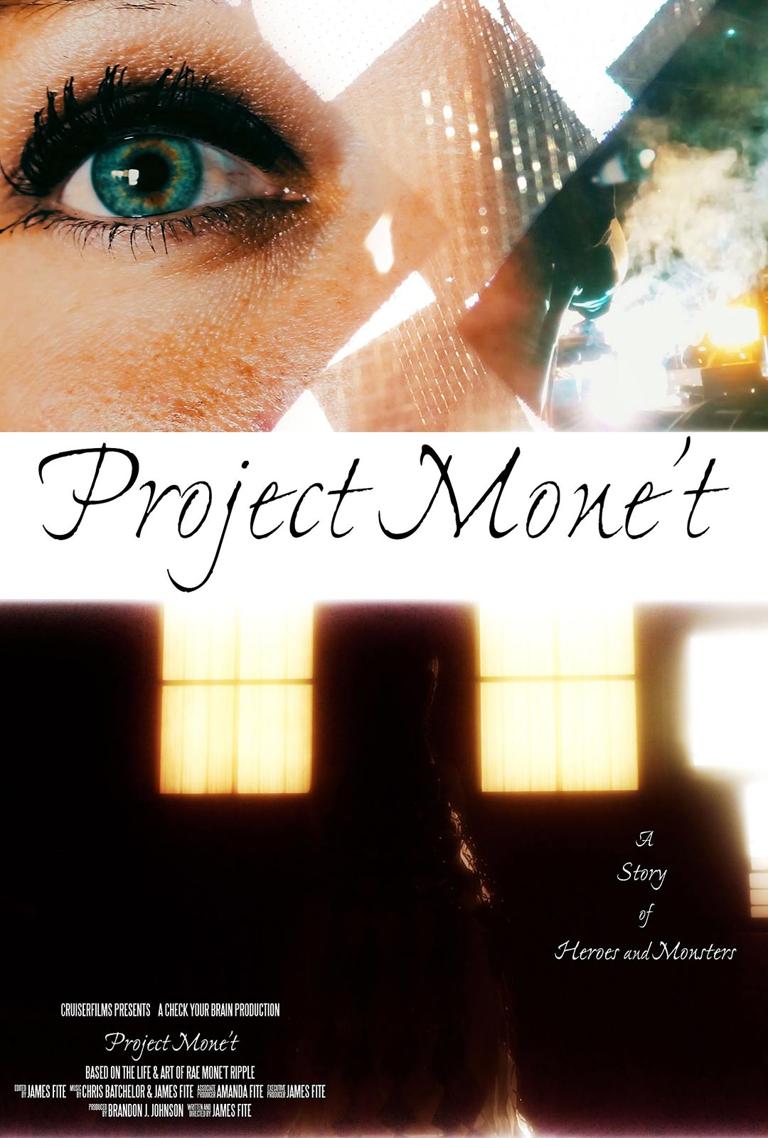 Project Mone't Poster #1