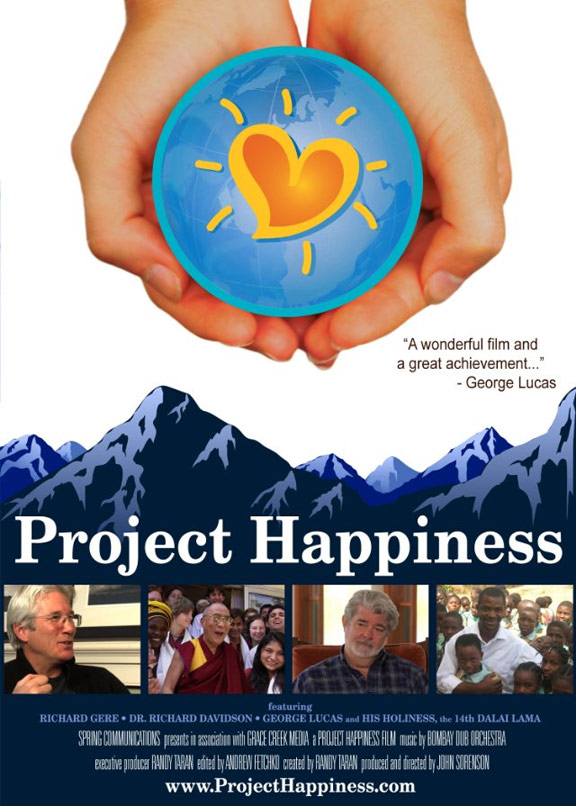 Project Happiness Poster #1