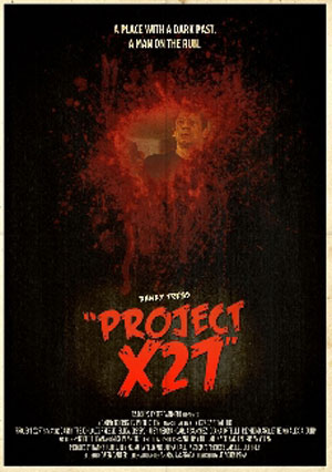 Project x27 Poster #1