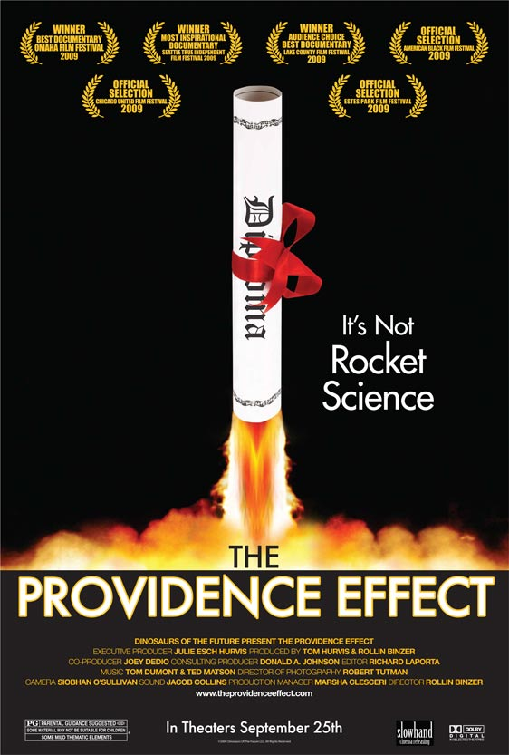 The Providence Effect Poster #1