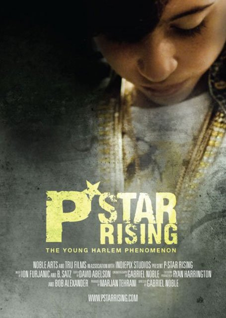 P-Star Rising Poster #1