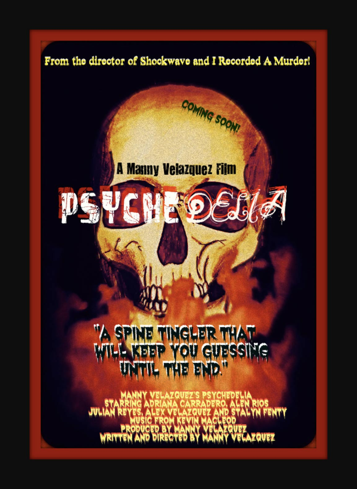 Psychedelia Poster #1
