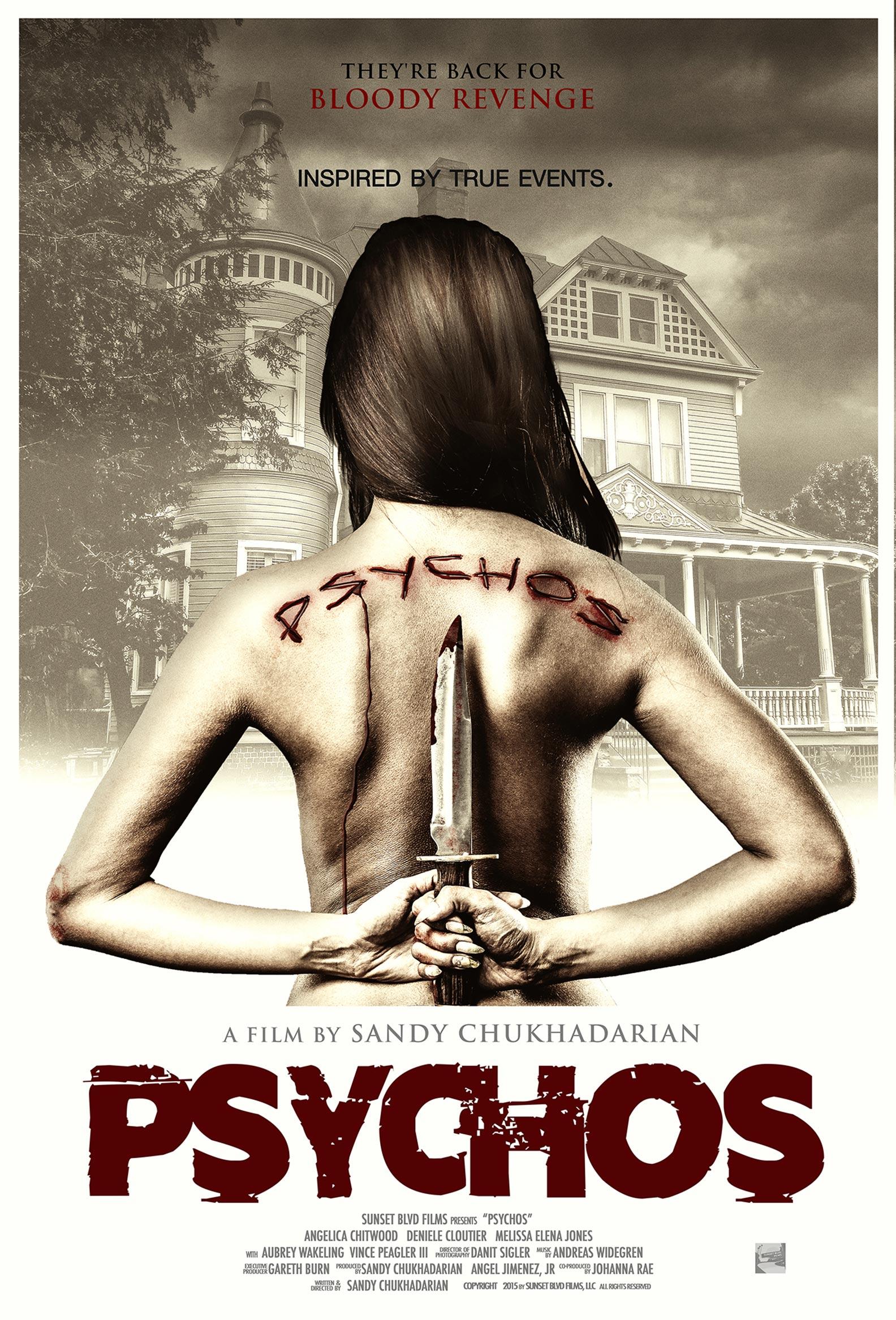 Psychos Poster #1