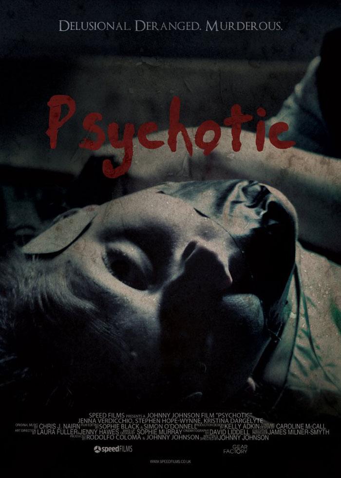 Psychotic Poster #1