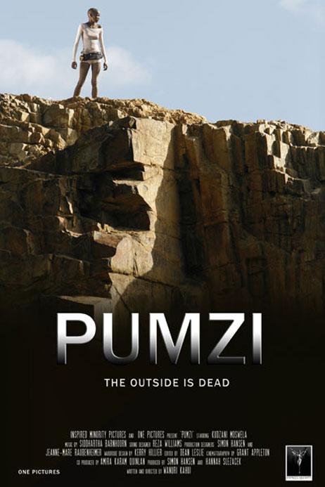 Pumzi Poster #1