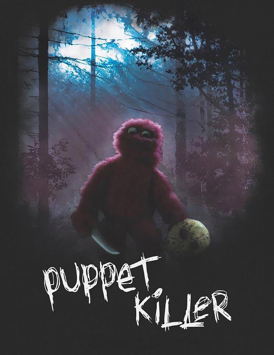 Puppet Killer Poster #1