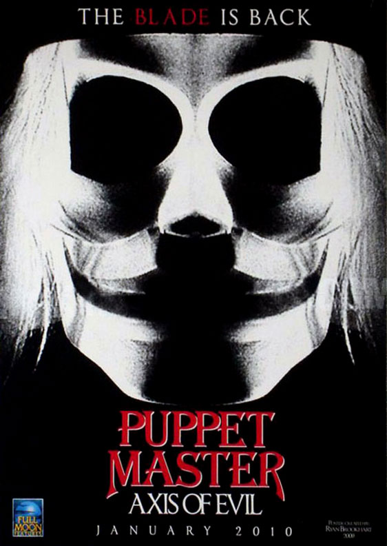 Puppet Master: Axis of Evil Poster #1