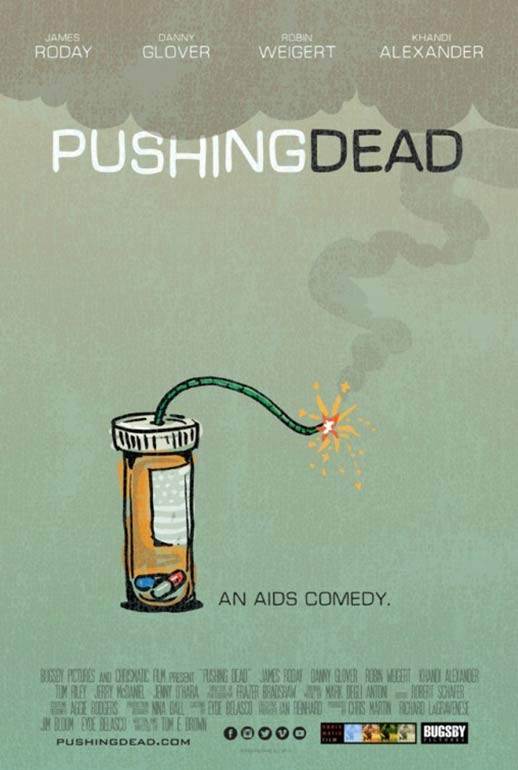 Pushing Dead Poster #1