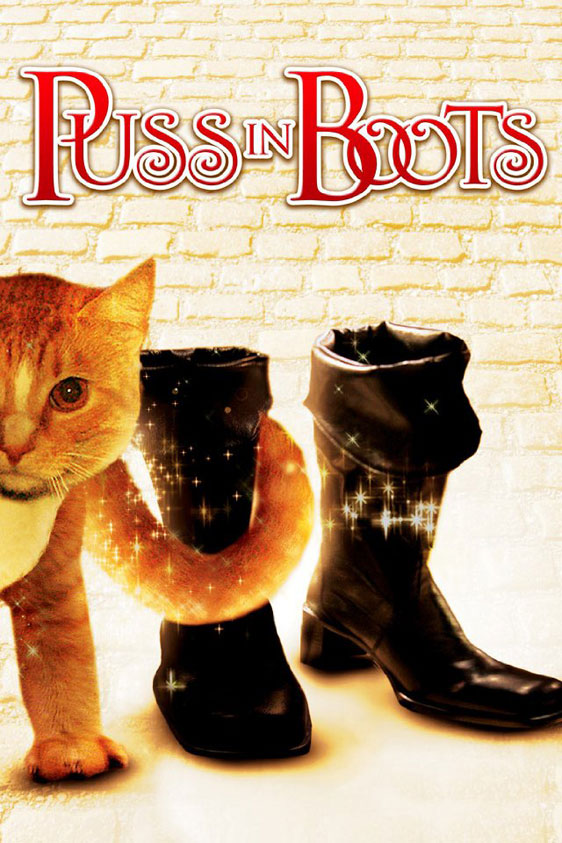 Puss in Boots Poster #1