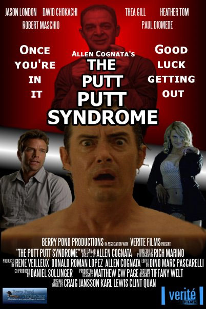 The Putt Putt Syndrome Poster #2
