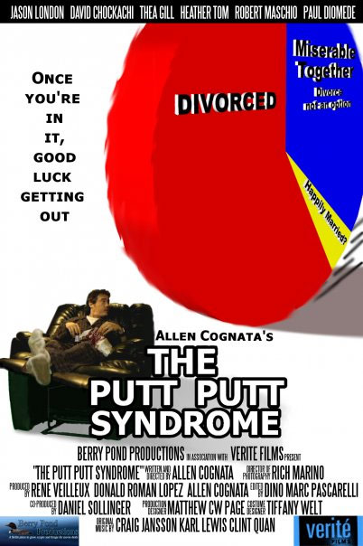 The Putt Putt Syndrome Poster #1