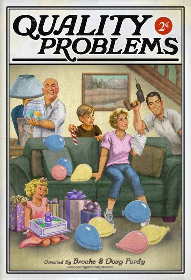 Quality Problems Poster #1