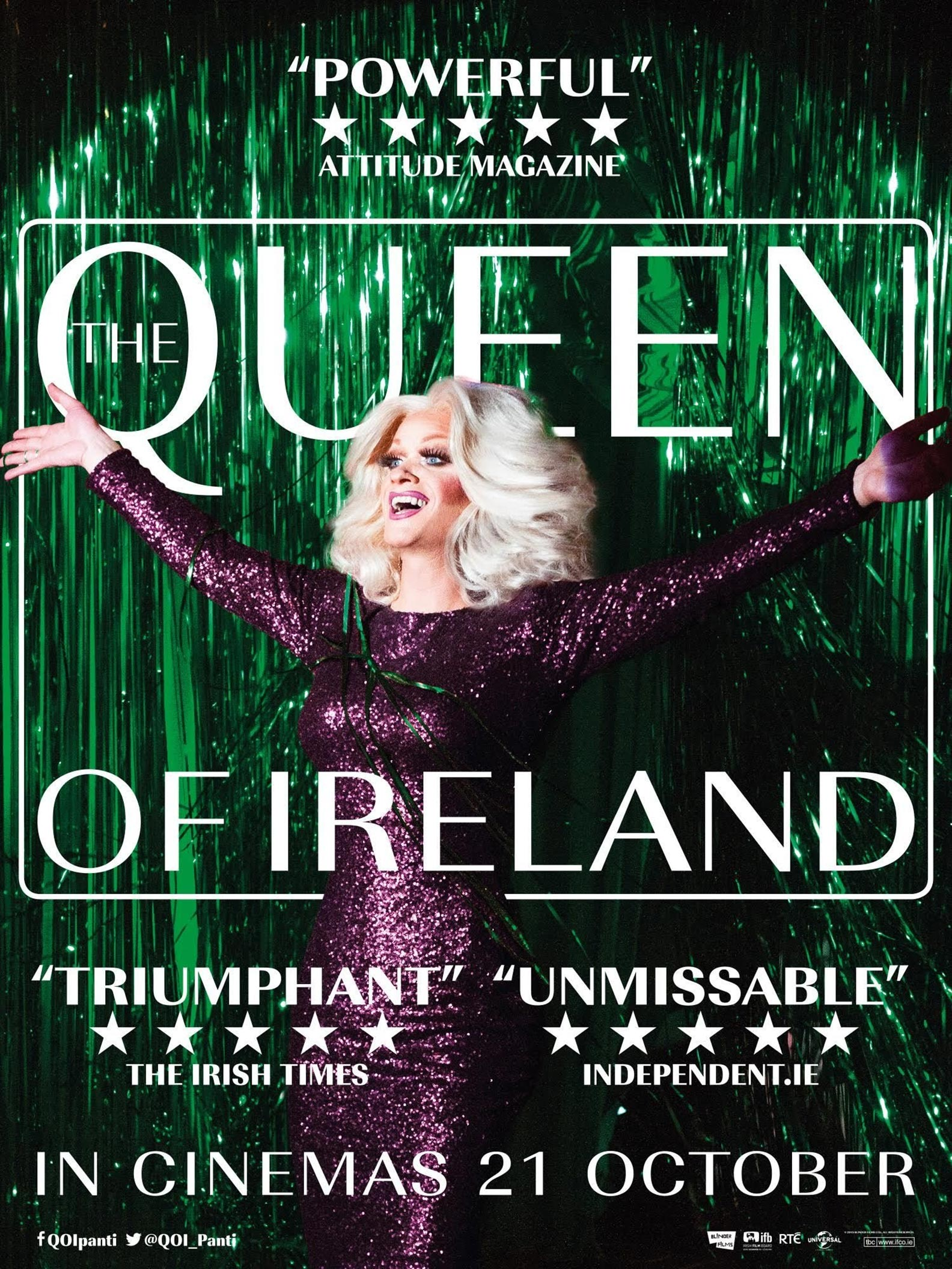 The Queen of Ireland Poster #1