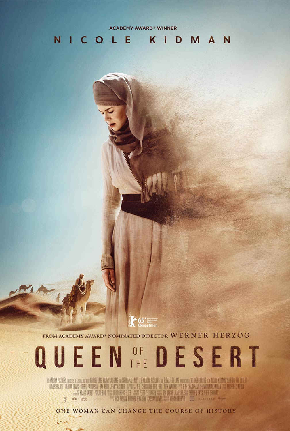Queen of the Desert Poster #2