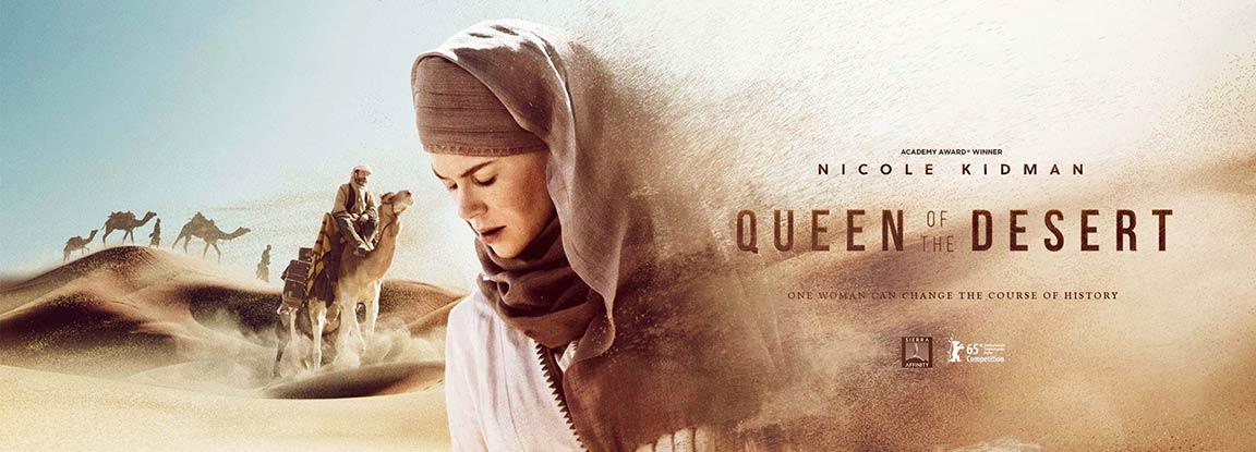 Queen of the Desert Poster #1