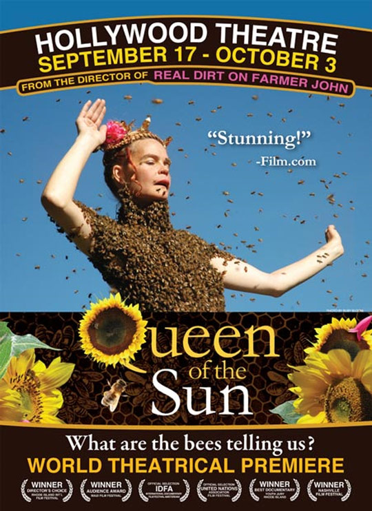 Queen of the Sun: What Are the Bees Telling Us? Poster #1