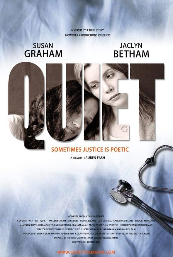 Quiet Poster #1