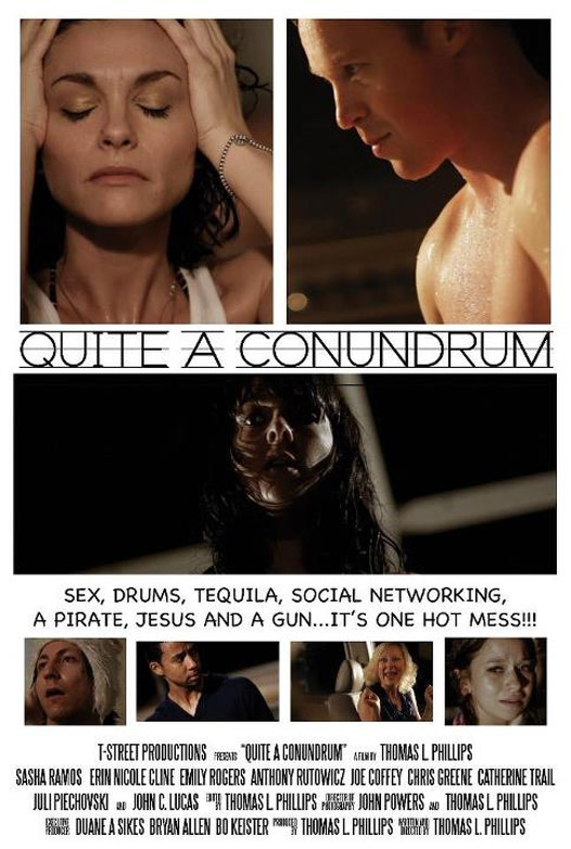 Quite A Conundrum Poster #1