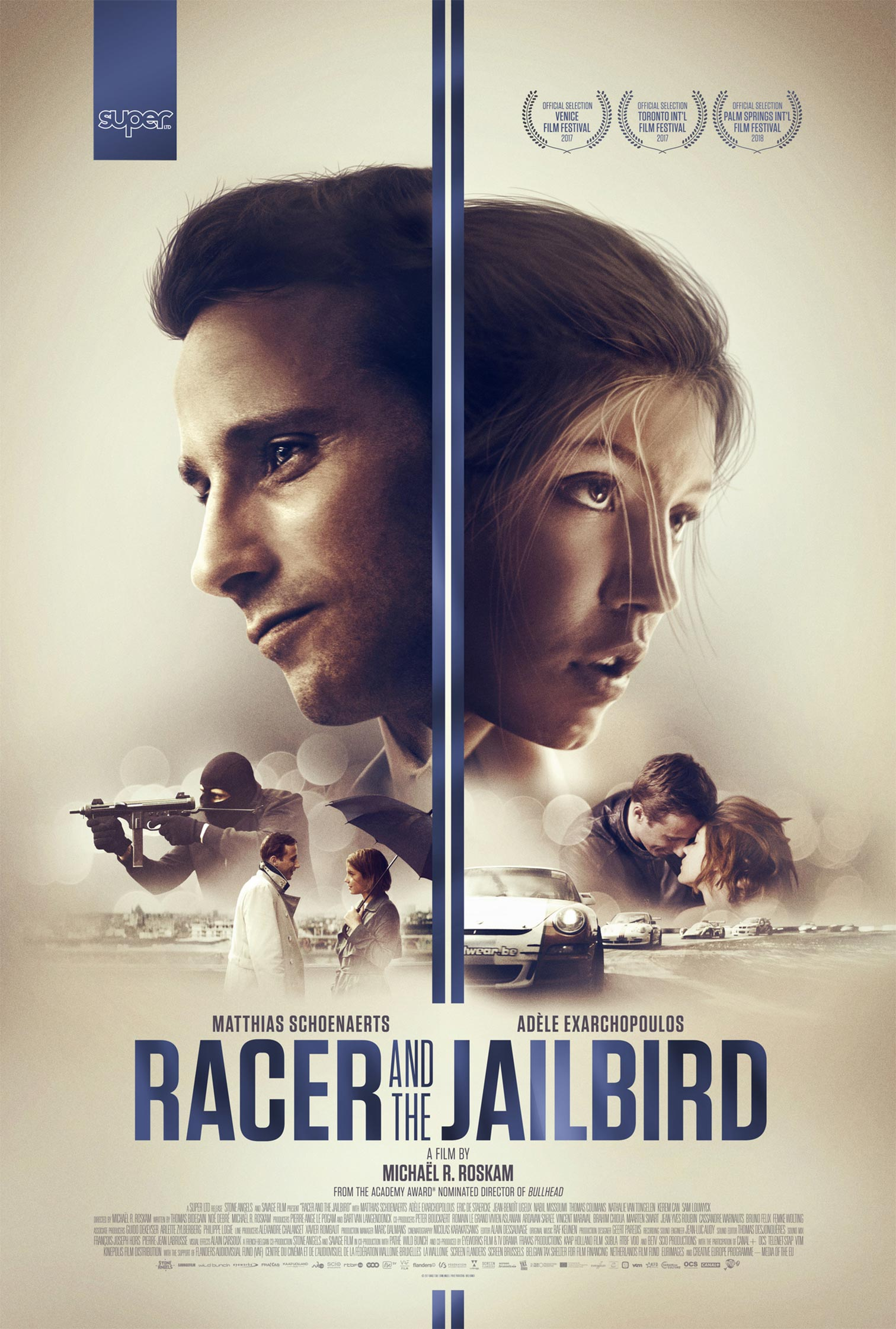 Racer and the Jailbird Poster #1