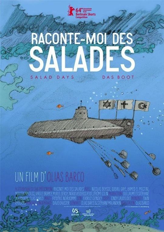 Raconte - Moi des Salades Poster #1