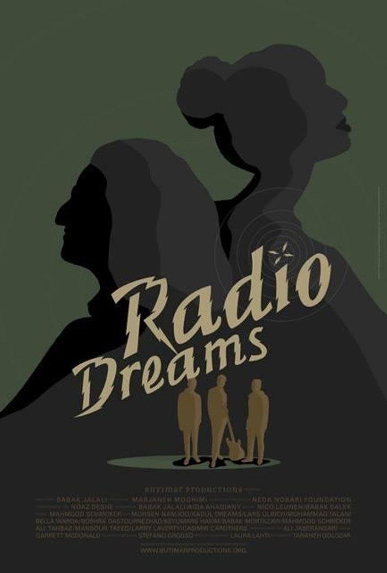 Radio Dreams Poster #1